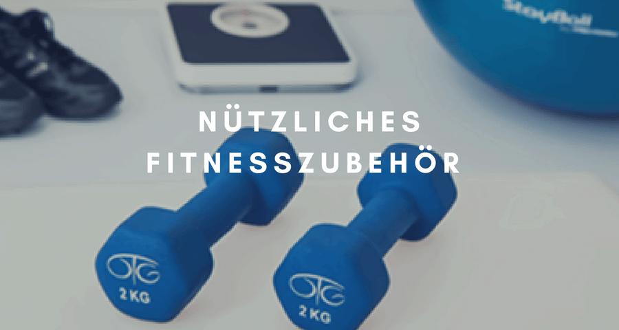 Fitnesszubehör für zuhause