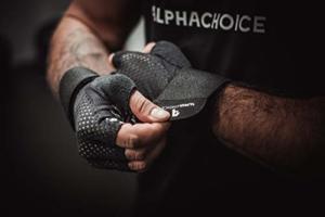 Fitness Handschuhe mit Handgelenksschutz