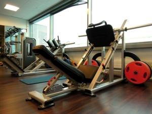 Vibrationsboard ersetzt das Gym